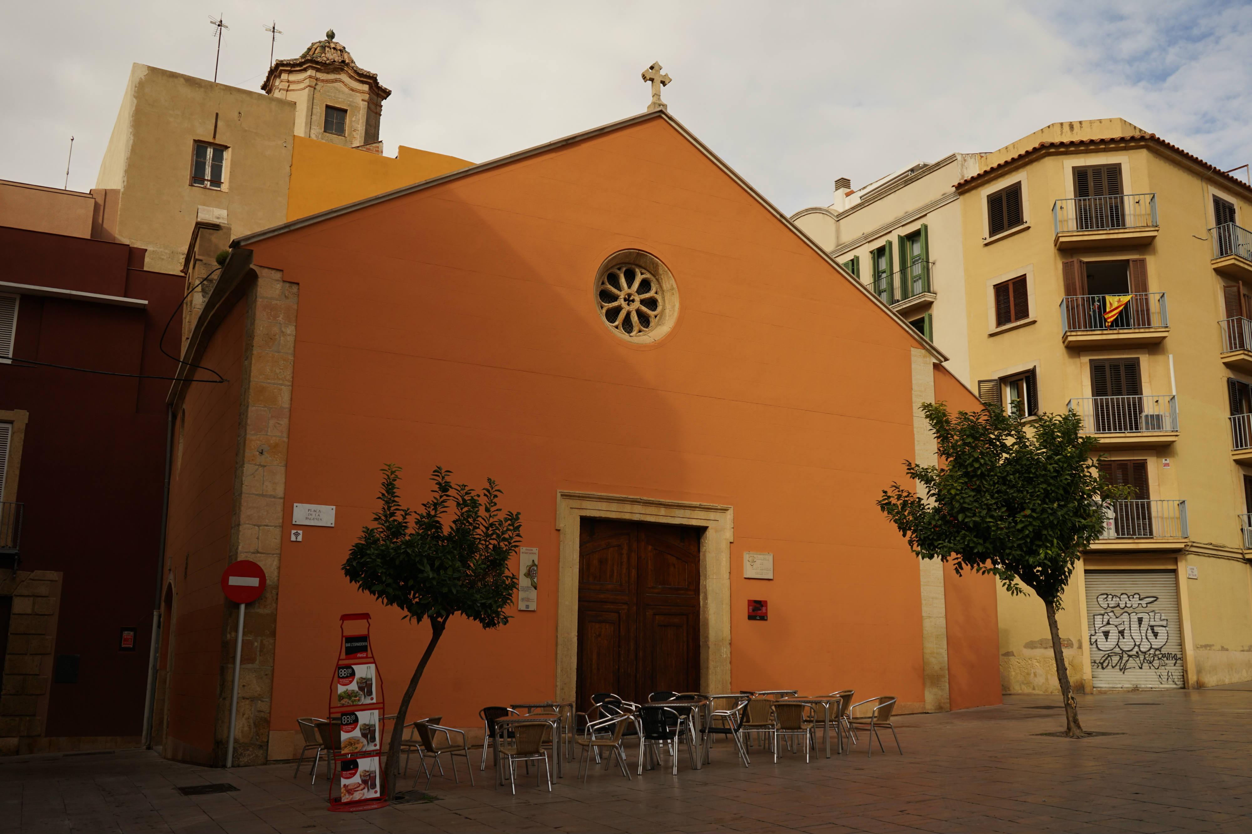 Facana Església